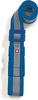 حزام أمتعة قابل للتعديل من سويس جير مع مشبك تثبيت سريع الإغلاق - يناسب الحقائب حتى 182.88 سم