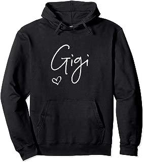 Grandma Sweatshirt For Women Hoodie Gigi Birthday Gifts