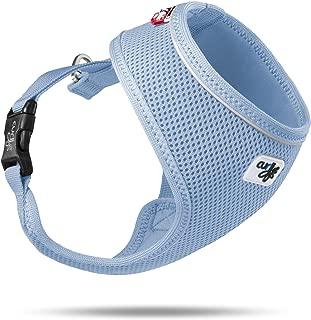 Curli Basic Harness Air-Mesh Dog Harness Pet Vest Adjustable Step-in Light Harness