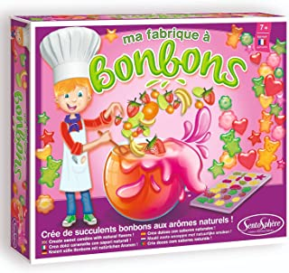 Sentosphère - Loisir créatif - Ma fabrique à bonbons