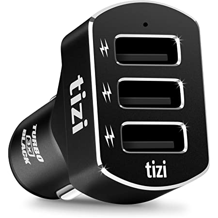 Equinux Tizi Turbo 3x Black Premium Edition Computer Zubehör