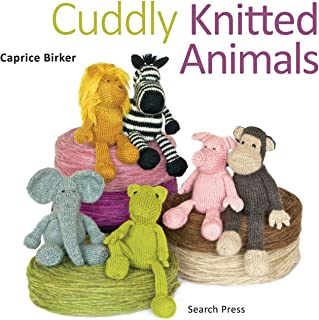 Cuddly Knittted Animals