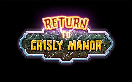 『Return to Grisly Manor』の6枚目の画像