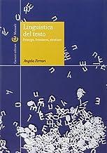 Permalink to Linguistica del testo. Principi, fenomeni, strutture PDF