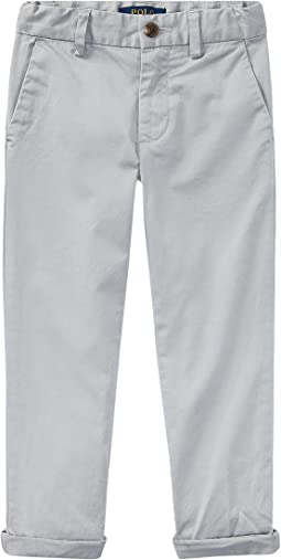 Polo Ralph Lauren Kids - Stretch Cotton Skinny Chino (Toddler)