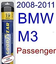 2008-2011 BMW M3 Sedan Wiper Blade (Passenger) (Goodyear Wiper Blades-Assurance) (2009,2010)