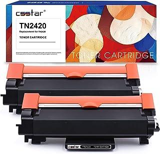 1x M/üller Printware XXL la Poudre de Toner pour Brother DCP 7060 7065 7070 DW D DN N remplit TN2220