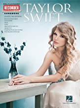 Taylor Swift (Songbook): for Recorder (Hal-Leonard Recorder Songbook)