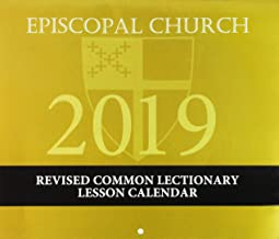 Episcopal Church Lesson Calendar Revised Common Lectionary 2019