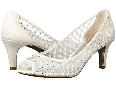 Adrianna Papell Jamie (Ivory) High Heels