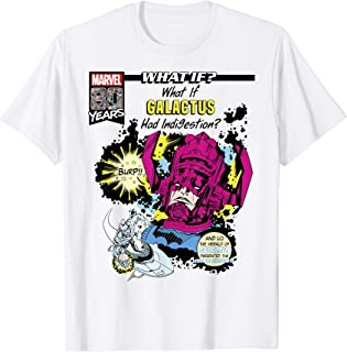 Marvel What If Galactus Had Indigestion Comic Cover T-Shirt