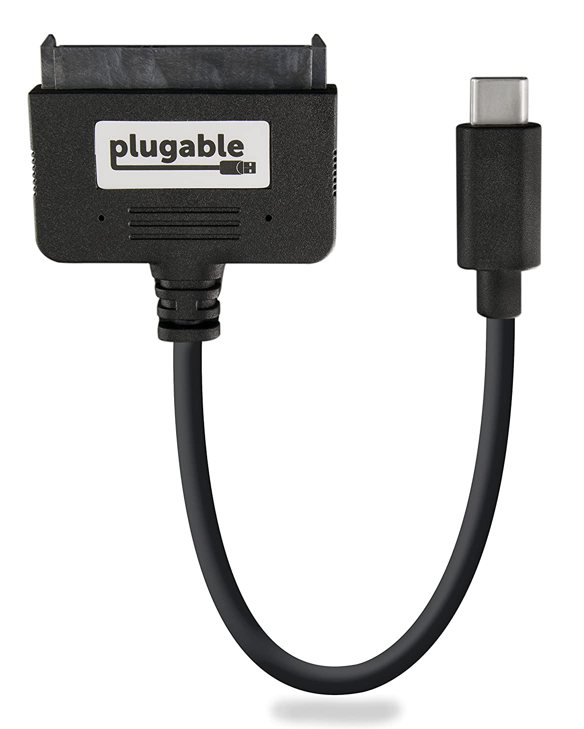 Plugable USB 3.1 Gen 2 USB-C to SATA Adapter Cable.