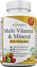 probiotic multivitamin and mineral supplement
