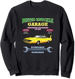 Busted Knuckle Garage Classic Car Hot Rod Tee Novelty Gift Sweatshirt