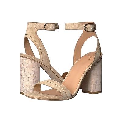 Joie Okaba (Sand Calf Suede) High Heels