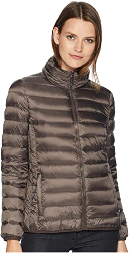 1eb7459d694b Mink. 30. Tumi. Clairmont Packable Travel Puffer Jacket