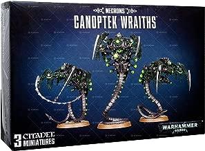 Games Workshop Warhammer 40K Necron: Canoptek Wraiths