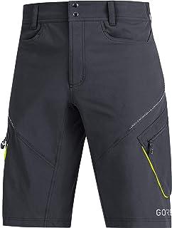 Hombre, Pantalones Cortos MTB Transpirables, Gore C3 Trail Shorts, 100047
