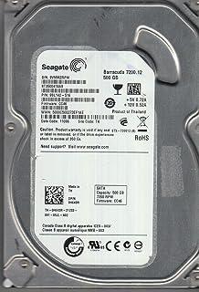 ST3500418AS, 9VM, TK, PN 9SL142-516, FW CC46, Seagate 500GB SATA 3.5 Disco Duro