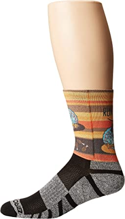 Turkey Trot Crew Socks