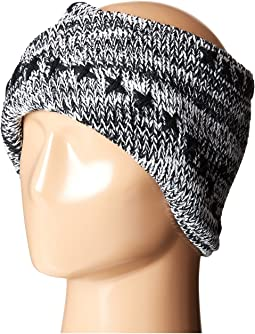 KNH3441 Oversize Twist Knit Headband