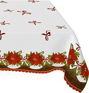 6 Disposable Christmas Tablecloths 54