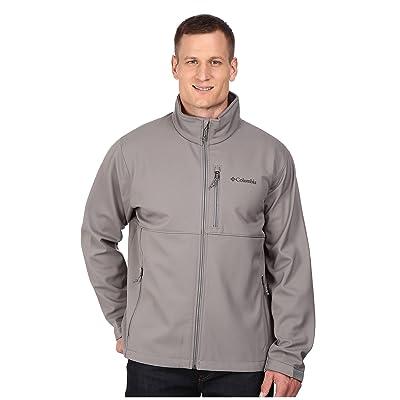 Columbia Big Tall Ascendertm Softshell Jacket (Boulder) Men