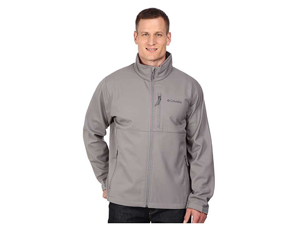 Columbia Big Tall Ascendertm Softshell Jacket (Boulder) Men