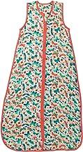 El saco de dormir de verano Slumbersac para bebés, de aprox. 0.5 Tog – Mariposas– de 3-6 años/130 cm