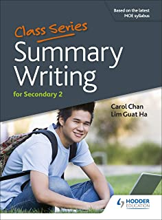 Class Series: Summary Writing For Secondary 2
