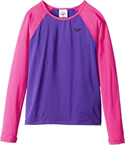 Long Sleeve Rashguard (Big Kids)