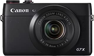 Canon PowerShot G7 X 20.2Digital Camera with 3.0-Inch TFT LCD