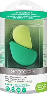 EcoTools Perfecting Blender Duo 2 Beauty Sponges for Flawless Foundation Coverage