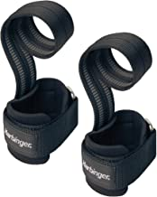 Harbinger Big Grip No-Slip Nylon Lifting Straps with DuraGrip (Pair)