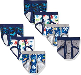 Hanes Hanes Toddler Boys' Tagless Super Soft Briefs 7-Pack