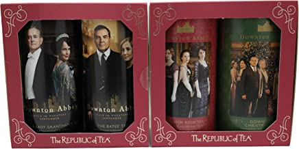 Downton AbbeyTea Holiday & Movie Collector's Set (Variety Pack of 4)