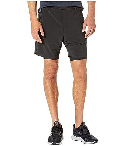 RYU Interval Shorts (Deepest Black) Men