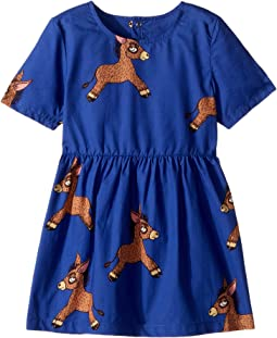 Donkey Woven Dress (Infant/Toddler/Little Kids/Big Kids)