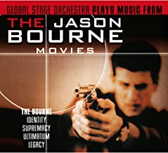 Global Stage Orchestra Plays Music from the Jason Bourne Movies: Bourne Identity, Supremacy, Ultimatum, Legacy [Clean]