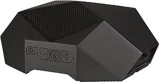 Outdoor Tech OT2800-B Turtle Shell 3.0 - Rugged Waterproof True Wireless Bluetooth Hi-Fi Speaker, Black