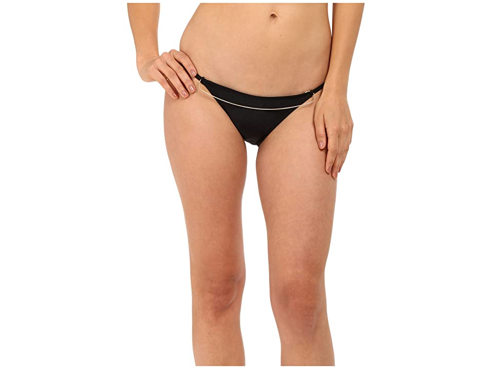 Agua De Coco by Liana Thomaz Scoop Chain Bottom (Black) Women