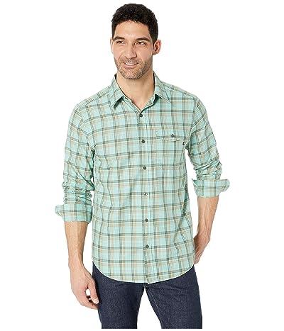 Marmot Aerofohn Long Sleeve Shirt (Pond Green) Men