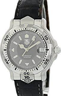 8bc9cc74181 Tag Heuer Professional Quartz Male Watch WH-1112 K1 (Certified Pre-Owned)