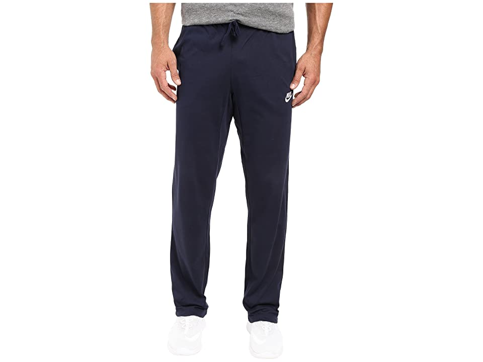 Nike Club Jersey Pant (Obsidian/White) Men