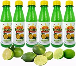 Freshzo Lime Juice Concentrate, 250ml (Pack of 6)