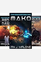 The Mako Saga (3 Book Series) Kindle Edition