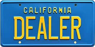 car dealer poster