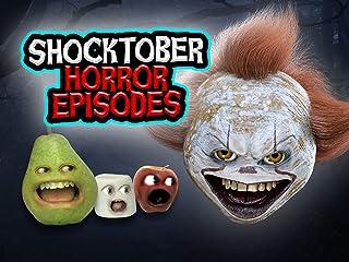 Annoying Orange - Shocktober Horror Episodes!