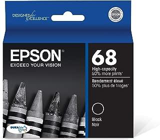 Epson T068120-S Ink Cartridge High Capacity (Black) in Foil Packaging