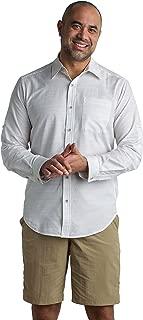 ExOfficio Men's Soft Cool Avalon Lightweight Long-Sleeve Shirt